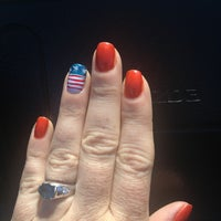 Photo Taken At Happy Nails Salon Ampamp Spa By Amanda B On
