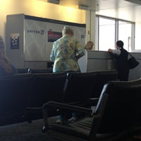Photo taken at Gate 82 by Amanda B. on 6/26/2013