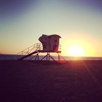 Photo taken at Bolsa Chica State Beach Tower 22 by Amanda B. on 8/9/2013