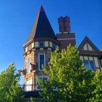 Photo taken at Holiday Inn Express Spokane-Downtown by Amanda B. on 6/9/2014