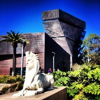 Photo taken at de Young Museum by Amanda B. on 9/29/2013
