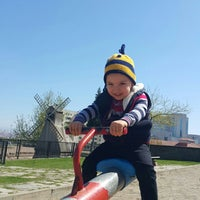Photo taken at Park by Musa Ş. on 4/17/2015
