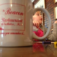 Photo taken at Beacon Restaurant by Lonny Q. on 3/9/2013