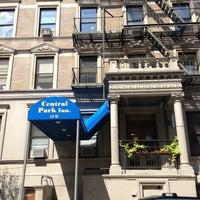 Photo taken at Central Park Inn by Carolina E. on 8/4/2013