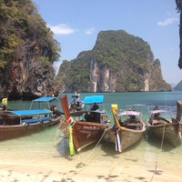 Photo taken at Lao Lading Island by Bay Y. on 2/15/2014
