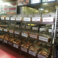 Photo taken at Marx Hot Bagels by Daniel M. P. on 4/10/2014