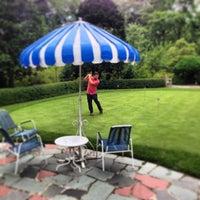 Photo taken at Hillwood Estate, Museum & Gardens by Erik J. on 6/23/2013