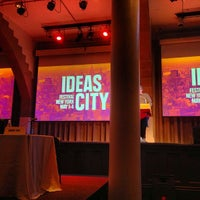 Photo taken at Cooper Union Great Hall by Erik J. on 5/2/2013