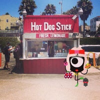 Photo taken at Hot Dog on a Stick by kate spade new york on 8/9/2013