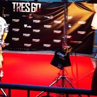 Photo taken at Cines Oscar La Bretxa by Samanta K. on 7/24/2013