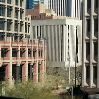 Photo taken at City of Phoenix Parking Garage by Albert C. on 2/13/2013