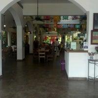 Photo taken at La Choza by Luis C. on 11/12/2012