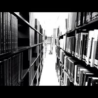 Photo taken at NUS Central Library by Nan X. on 10/25/2012