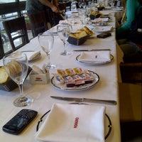 Photo taken at Rodizio by Ariel on 10/19/2012