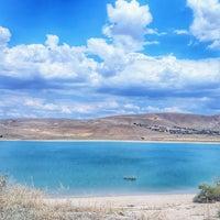 Photo taken at Ağcaşar Dam by Aysun K. on 7/21/2018