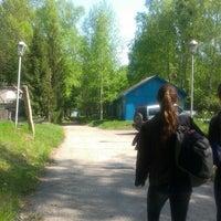 Photo taken at Биостанция в Гайдарах by Лина В. on 5/1/2015