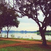 Photo taken at Lower Seletar Reservoir Park by Yola .. on 3/22/2013