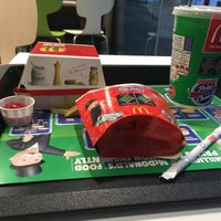Photo taken at McDonald's by Artūrs on 4/11/2016
