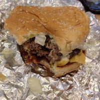 Photo taken at Five Guys by Anne B. on 6/29/2014