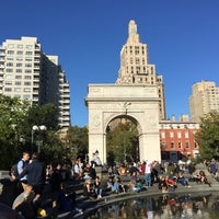 Foto scattata a Washington Square Park da Melani M. il 10/6/2015