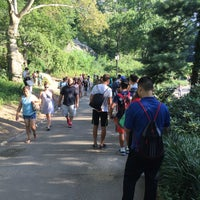 Photo taken at Inscope Arch Central Park by Bob M. on 8/4/2016