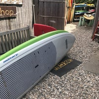 Photo taken at Air & Speed Surf Shop by Bob M. on 8/30/2017