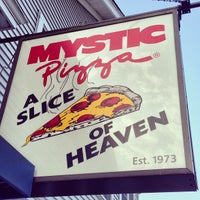 Photo taken at Mystic Pizza by Bob M. on 7/20/2013