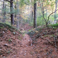 Photo taken at The Old Hiking Path by KLRSKIR on 10/16/2013