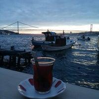 Photo taken at Çınar Altı Cafe by Baki K. on 12/1/2015