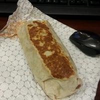 Photo taken at Burrito Boyz by Al P. on 1/25/2013