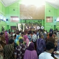 Photo taken at GOR Jatinegara by Shasya T. on 11/4/2012