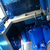 Photo taken at VicZen Natural Alkaline Water station by edrish c. on 6/18/2013