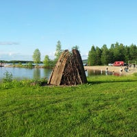 Photo taken at Pappilanranta by Antti-Jukka R. on 6/21/2013