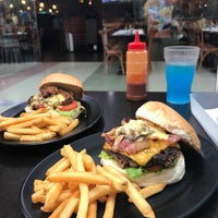Photo taken at Zark's Burgers by Cleo F. on 4/3/2017
