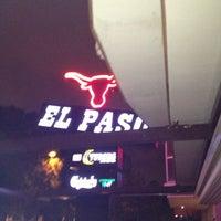 Photo taken at El Paso by Zafer C. on 5/11/2013