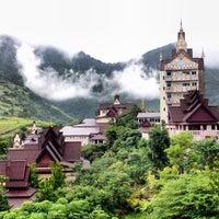 Photo taken at Bhuloolom Resort by ประกาศิต ว. on 7/22/2013