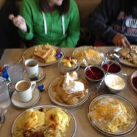Photo taken at The Pancake Place by Melanie L. on 10/21/2013