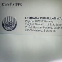 Photo taken at Bangunan KWSP by Mohd Shafarudin O. on 1/4/2013