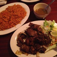 Photo taken at African Paradise Restaurant by Braiden S. on 3/24/2014