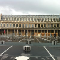 Photo prise au Palais Royal par @flakitavalente™ 👜 le3/17/2013
