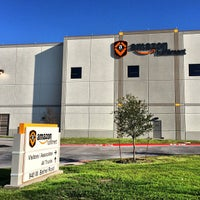 Photo taken at Amazon.Com Fulfillment Center DFW6 by Michael S. on 9/27/2013