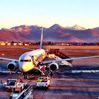 Photo taken at Orio al Serio International Airport (BGY) by Norbert on 1/25/2013