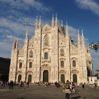 Foto scattata a Duomo di Milano da Norbert il 6/4/2013