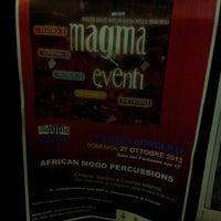 Photo taken at MAGMA  Museo delle Arti in Ghisa nella MAremma by Maremma T. on 10/27/2013
