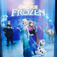 Photo taken at Disney On Ice by Krisel T. on 7/19/2015