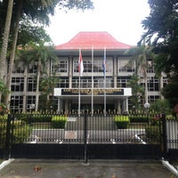 Photo taken at Embassy of the Republic of Indonesia by Nicholas M. on 5/10/2013