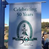 Photo taken at St Patricks Catholic School by Michael B. on 5/28/2013