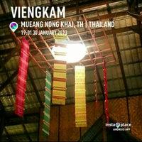Photo taken at Viengkam by KengFatboy on 1/30/2013