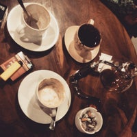 Photo taken at De Bangoor Coffee House by Bas A. on 3/2/2015