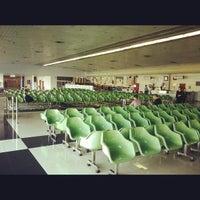 Photo taken at Zhanjiang Airport (ZHA) by Derek L. on 9/15/2012